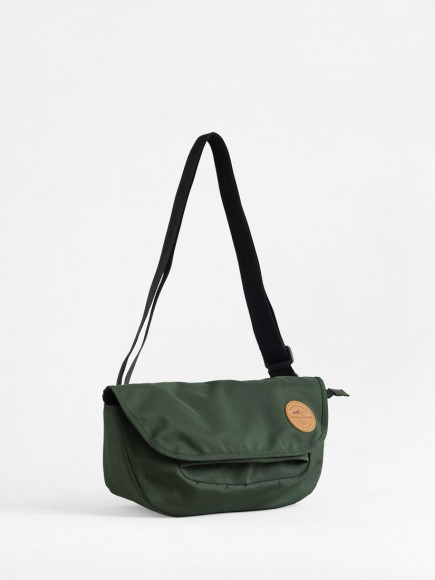 "GREEN ""PRAU"" SLING BAG"