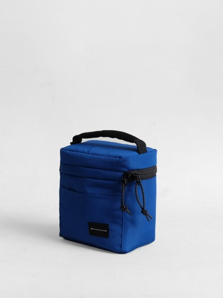 "BLUE ""NCUBE"" INSERT BAG"