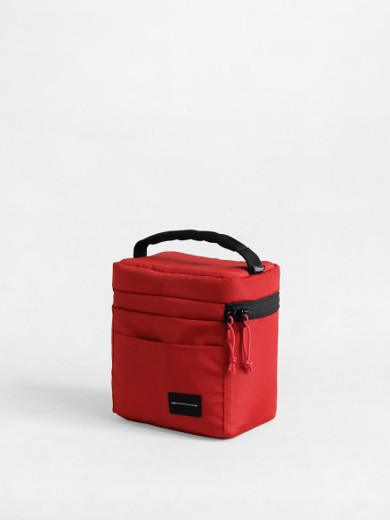 "RED ""NCUBE"" INSERT BAG"