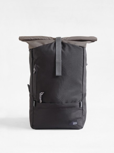"BLACK ""RINJANI"" BACKPACK"