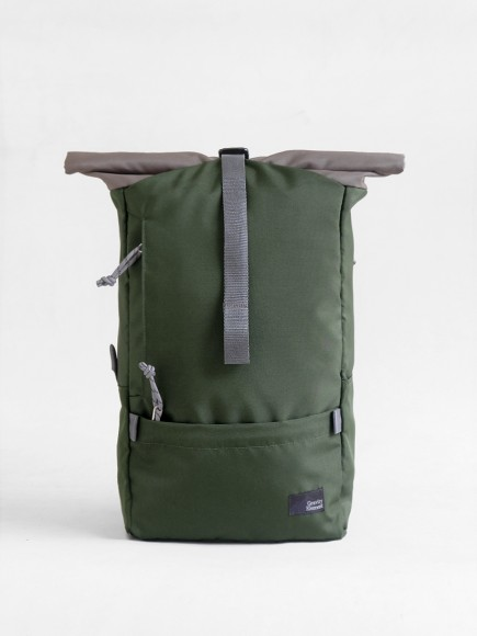 "GREEN ""RINJANI"" BACKPACK"
