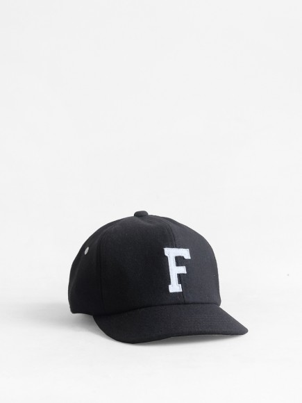 "BLACK ""FUKUOKA"" JAPAN BALL CAP"