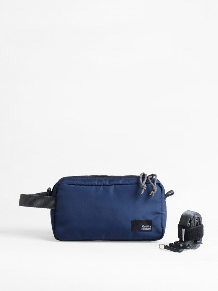 "BLUE ""ARGO"" DOPP KIT"