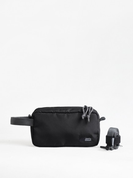 "BLACK ""ARGO"" DOPP KIT"
