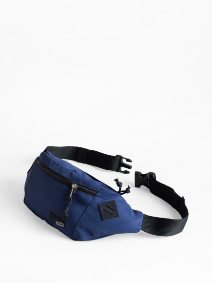 "BLUE ""RUNNER"" WAISTPACK"