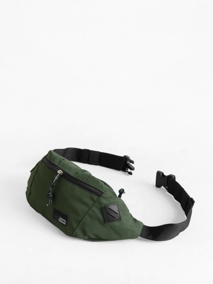 "GREEN ""RUNNER 2.1"" WAISTPACK"