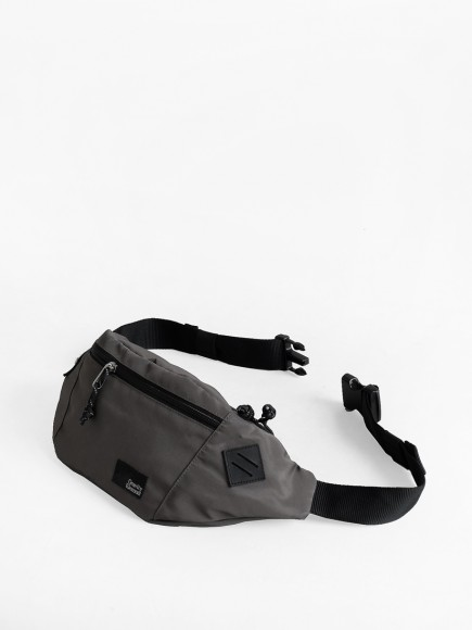 "GREY ""RUNNER 2.1"" WAISTPACK"