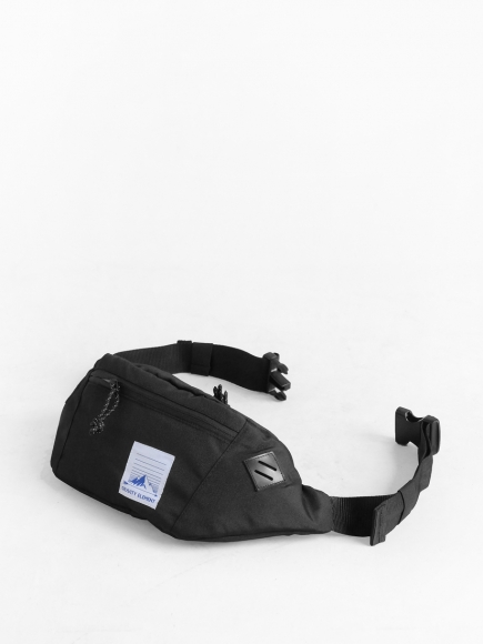 "BLACK ""RUNNER 2.2"" WAISTPACK"