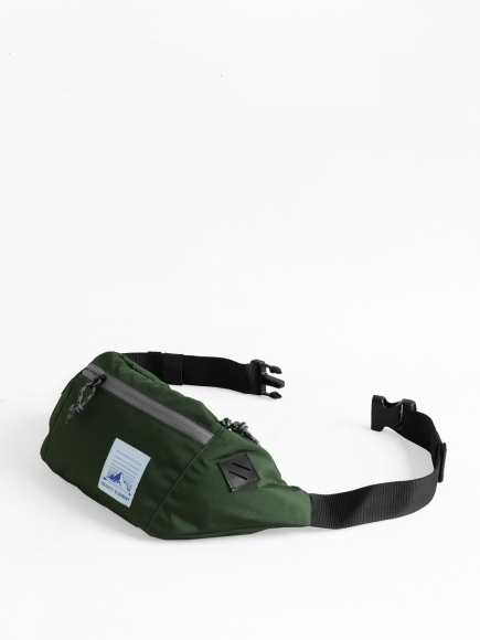 "GREEN ""RUNNER 2.2"" WAISTPACK"