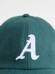 "GREEN ""ALLSTAR"" JAPAN BALL CAP (LEATHER STRAP)"