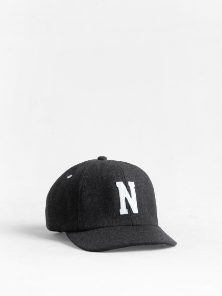 "BLACK MISTY ""NAGANO"" JAPAN BALL CAP"