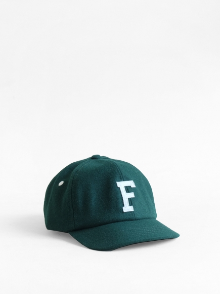 "GREEN ""FUKUOKA"" JAPAN BALL CAP"