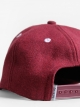 "MAROON ""FUKUOKA"" JAPAN BALL CAP"