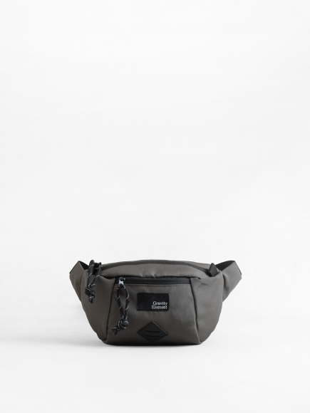 "GREY ""TRIP"" SMALL SLING BAG"