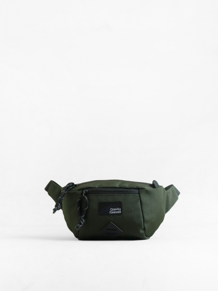 "GREEN ""TRIP"" SMALL SLING BAG"