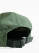 GREEN 'ZENITH' NYLON 5-PANEL CAP