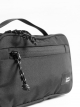 BLACK 'NEO' TOILETRIES BAG