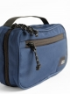 BLUE 'MIST' TOILETRIES BAG