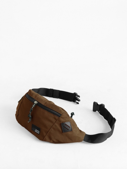 "BROWN ""RUNNER 2.1"" WAISTPACK"