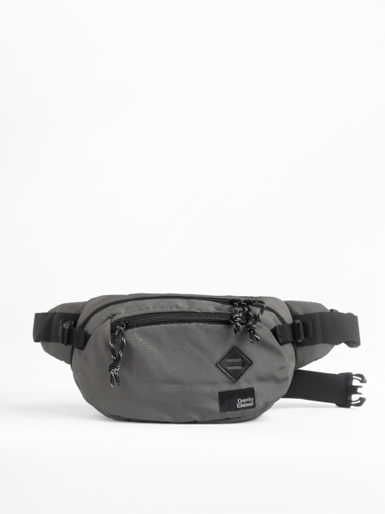 "GREY ""VELO"" CROSS-BODY BAG"