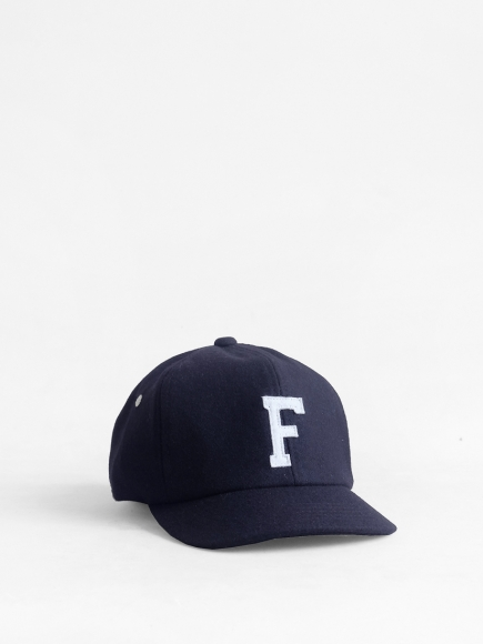 "DARK NAVY ""FUKUOKA"" JAPAN BALL CAP"